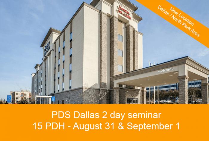 PDS Dallas Seminars