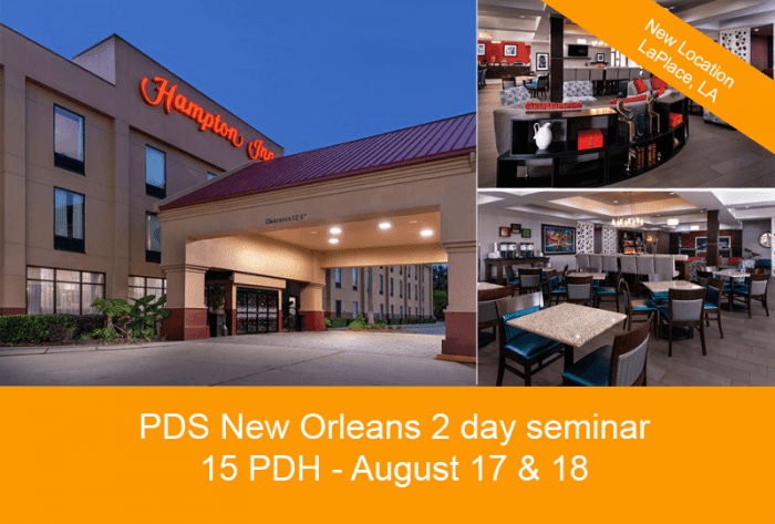 New Orleans PDS Seminar