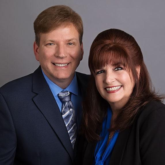 Eddie and Wendy Brunet